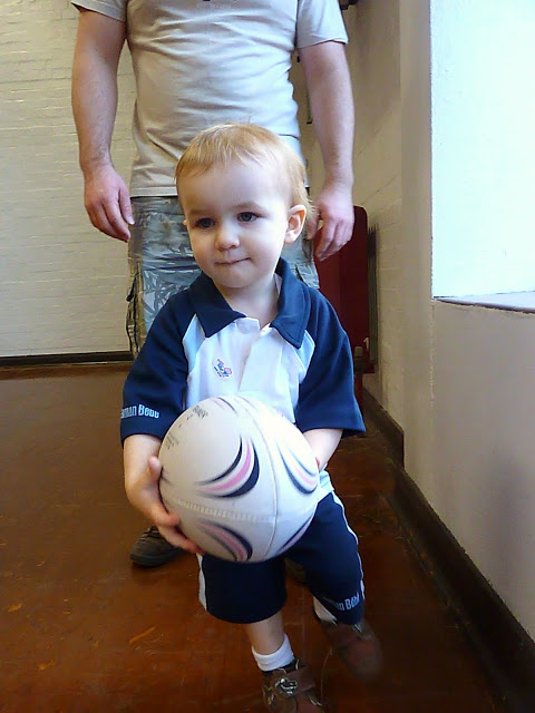 Rugbytots (Class Number 3!)