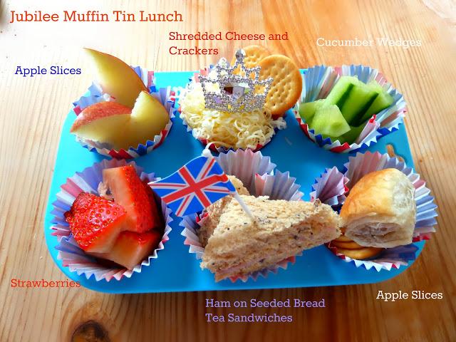 Muffin Tin Monday: Royal Edition
