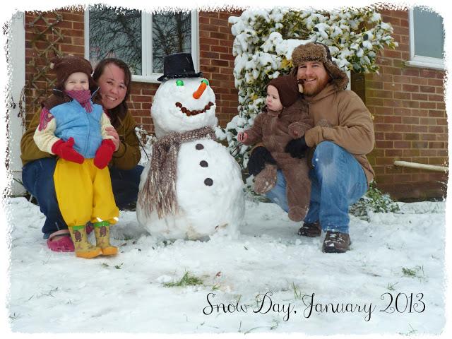 Happy Snow Day 2013!