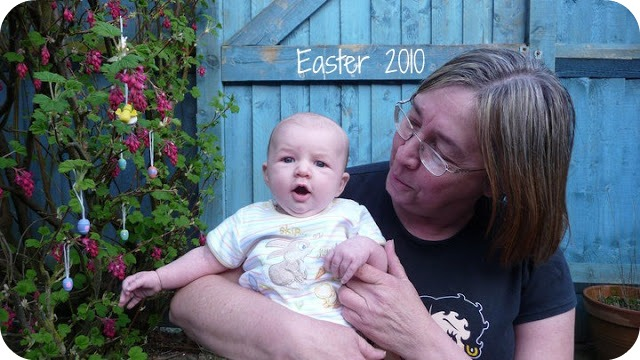 A Quick Easter Flashback…