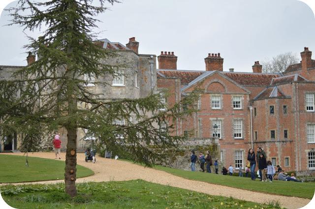 Mottisfont House (National Trust Free Weekend)…