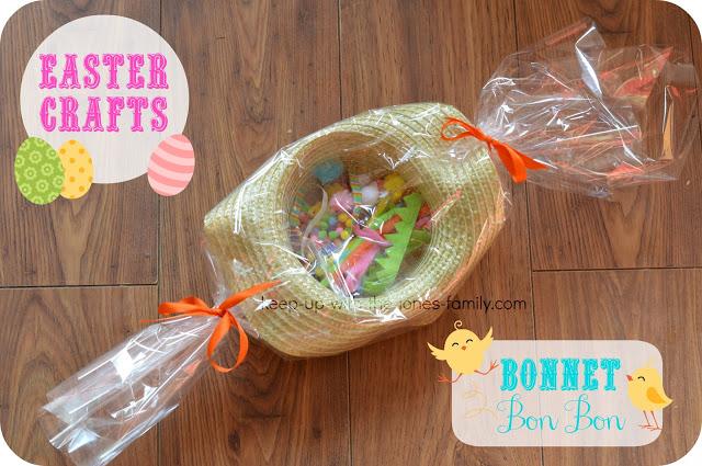 Easter Memories 2013: Bon Bon Bonnets (Craft)