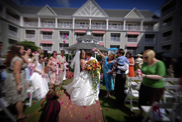 Our Walt Disney Fairytale Wedding (Series)…July 30th 2008