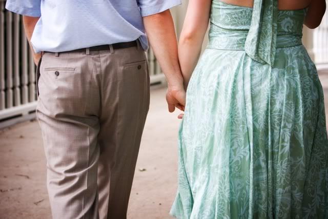 Our Walt Disney Fairytale Wedding (Series): Engagement Photos