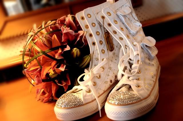 Our Walt Disney Fairytale Wedding (Series): Wedding Day…The Shoes.
