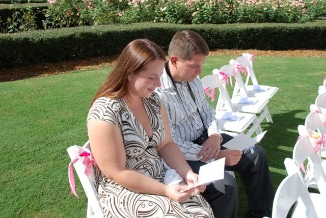 OUR WALT DISNEY FAIRYTALE WEDDING [SERIES]: WEDDING DAY – THE PROCESSIONAL