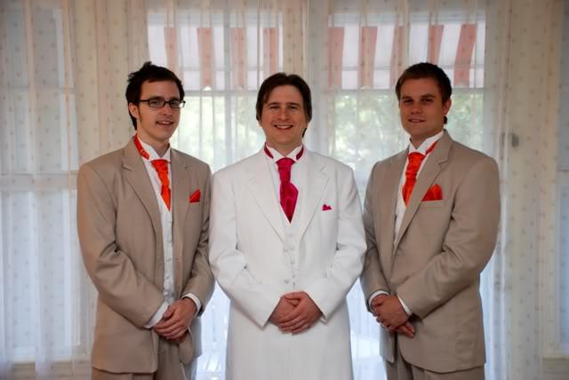 Our Walt Disney Fairytale Wedding (Series): Wedding Day…In The Groom's Room…