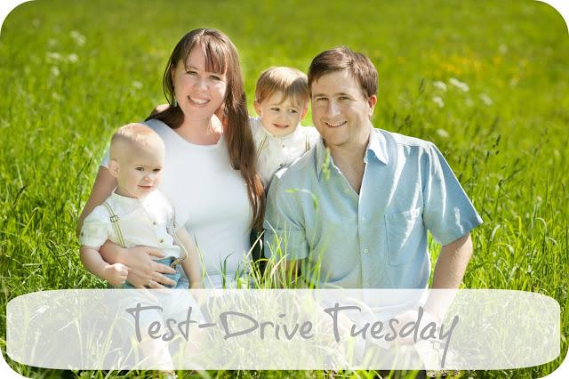Test Drive Tuesday… Facebook Fun