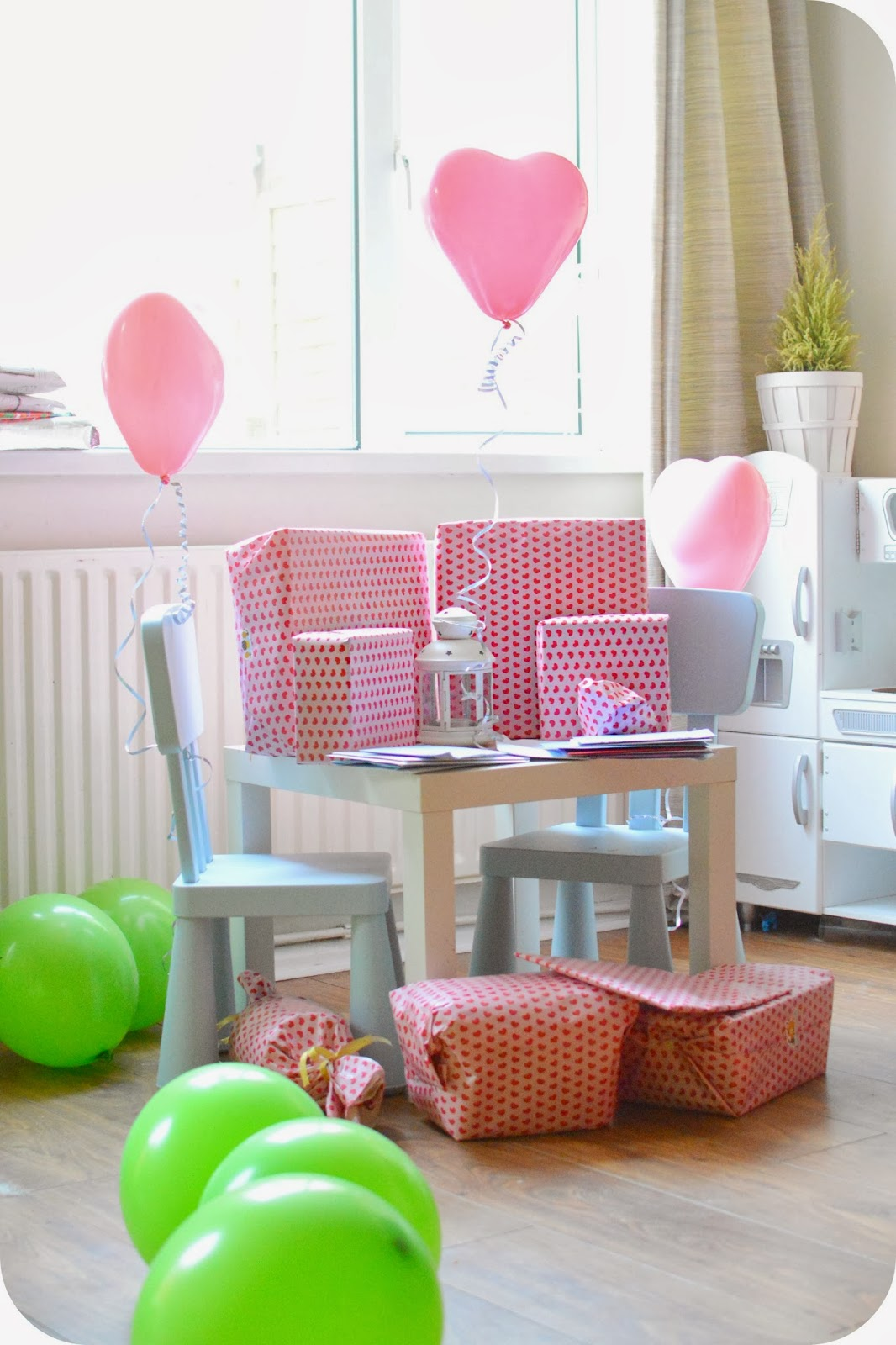 OUR LITTLE VALENTINES: BIRTHDAY CELEBRATIONS 2014
