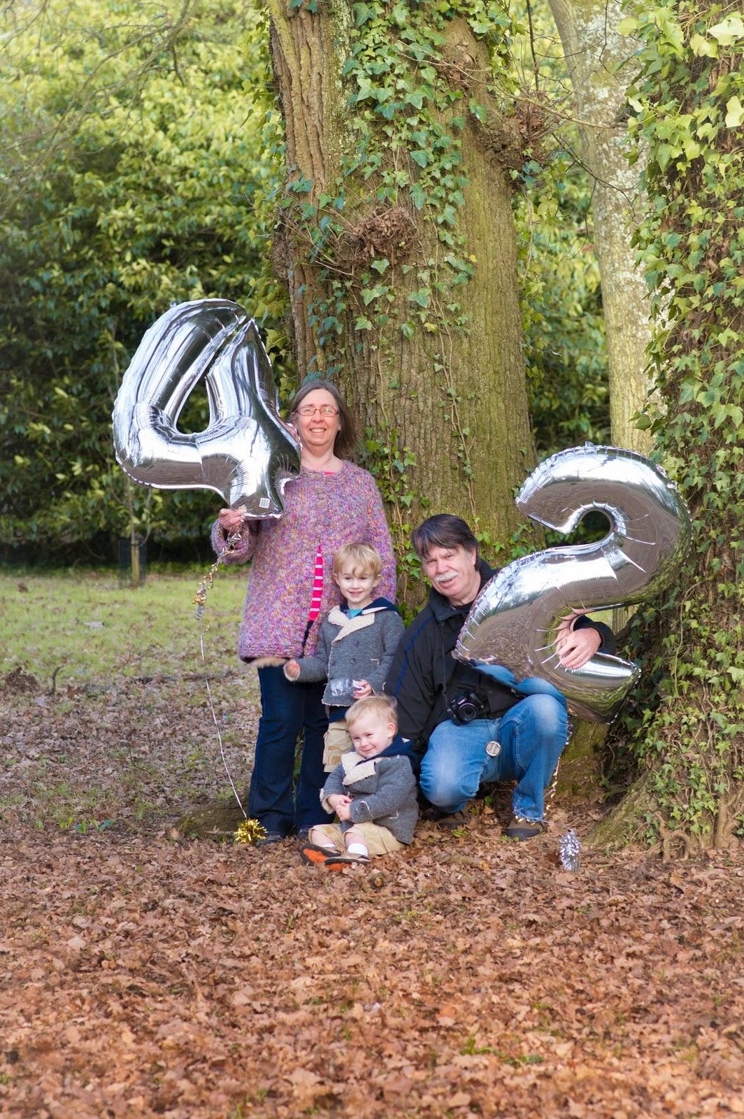 Birthday Balloon Fun 2014… (Part I: Jensen Indiana)