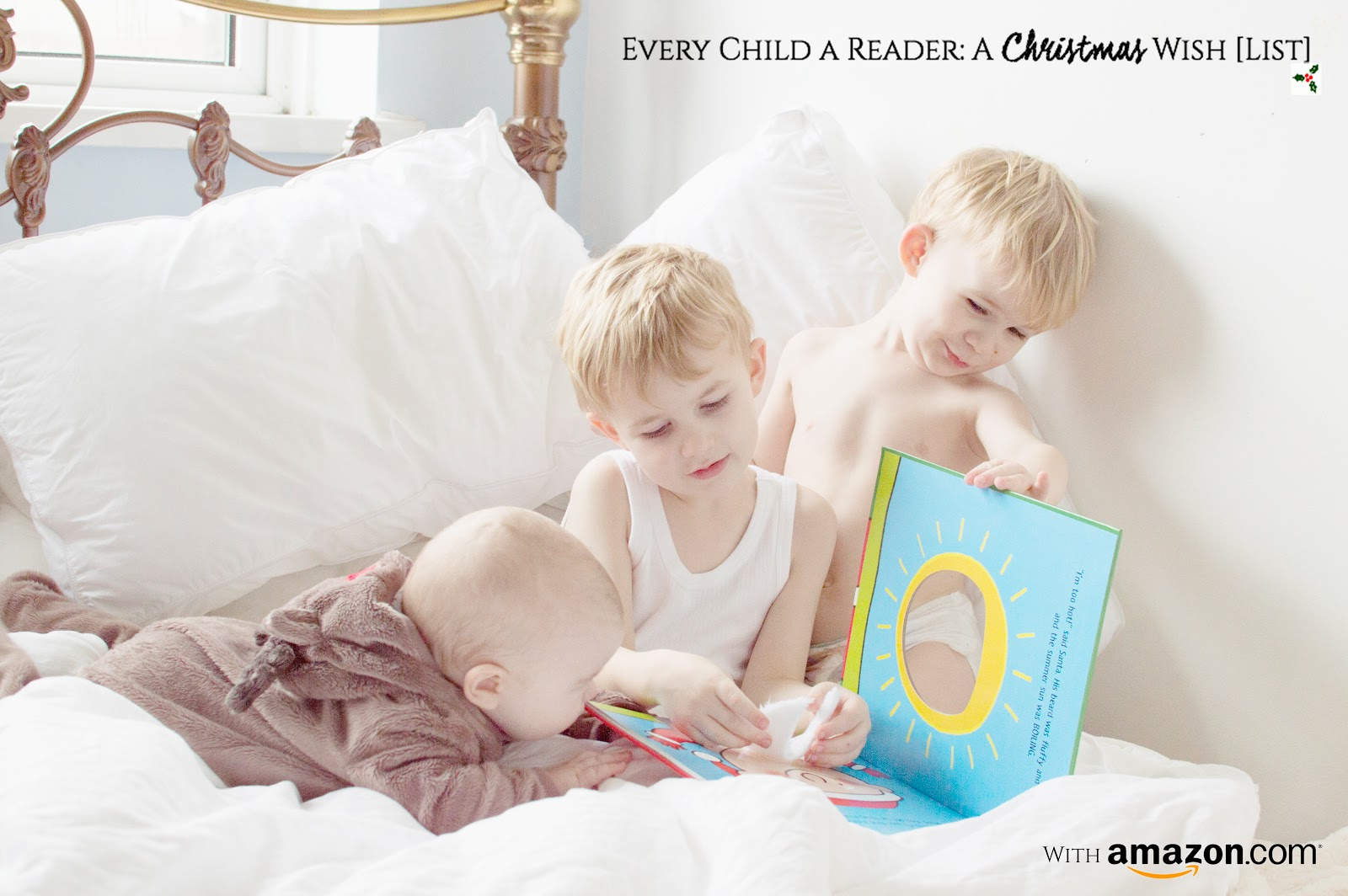 EVERY CHILD A READER: A CHRISTMAS WISH [LIST]