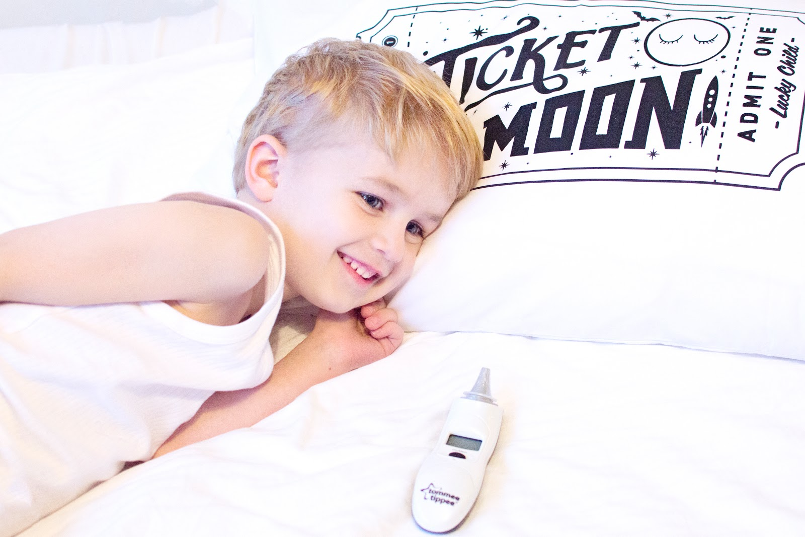 IT'S FEVER SEASON – TOMMEE TIPPEE CLOSER TO NATURE DIGITAL EARTHERMOMETER
