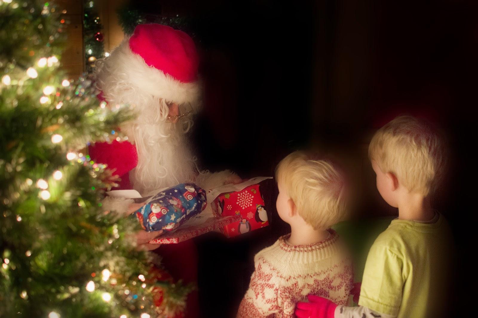 IBM Father Christmas