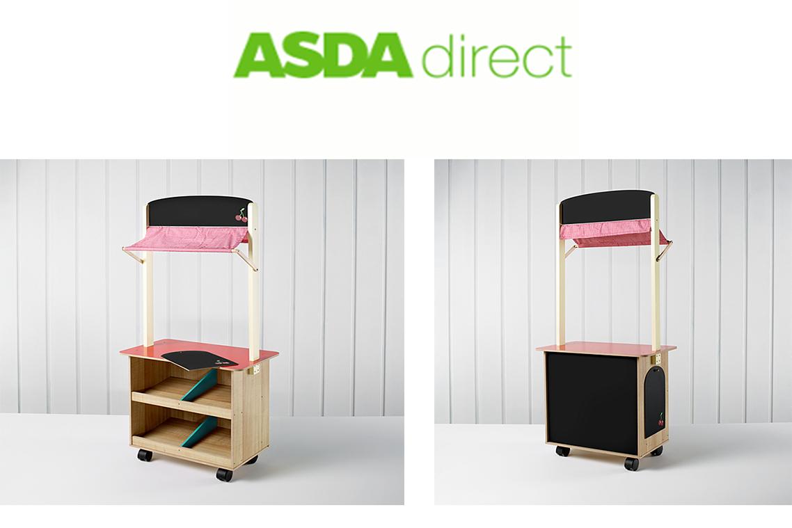 diy santa stop asda keep up with the jones family. Black Bedroom Furniture Sets. Home Design Ideas