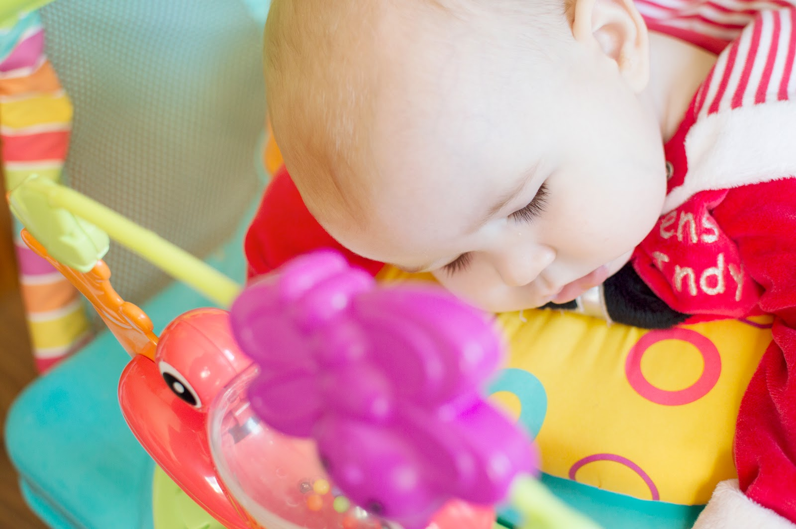 Three Strikes for the Fisher Price Jumperoo…