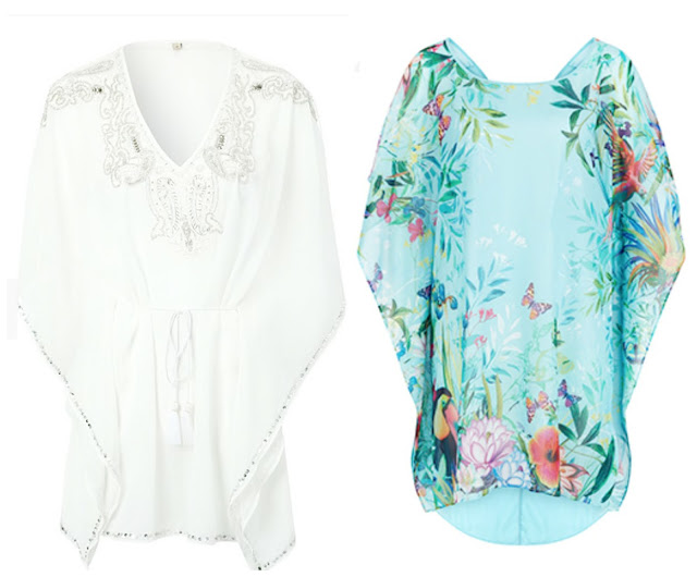 A TALE OF TWO KAFTANS