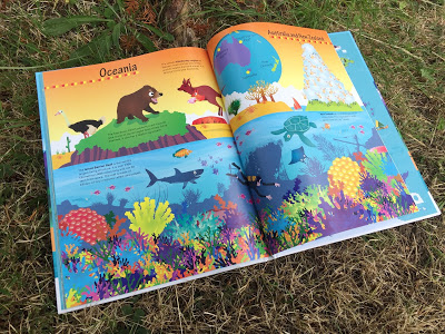 Collins Big Cat Reading Lions Picture Atlas Review Animals