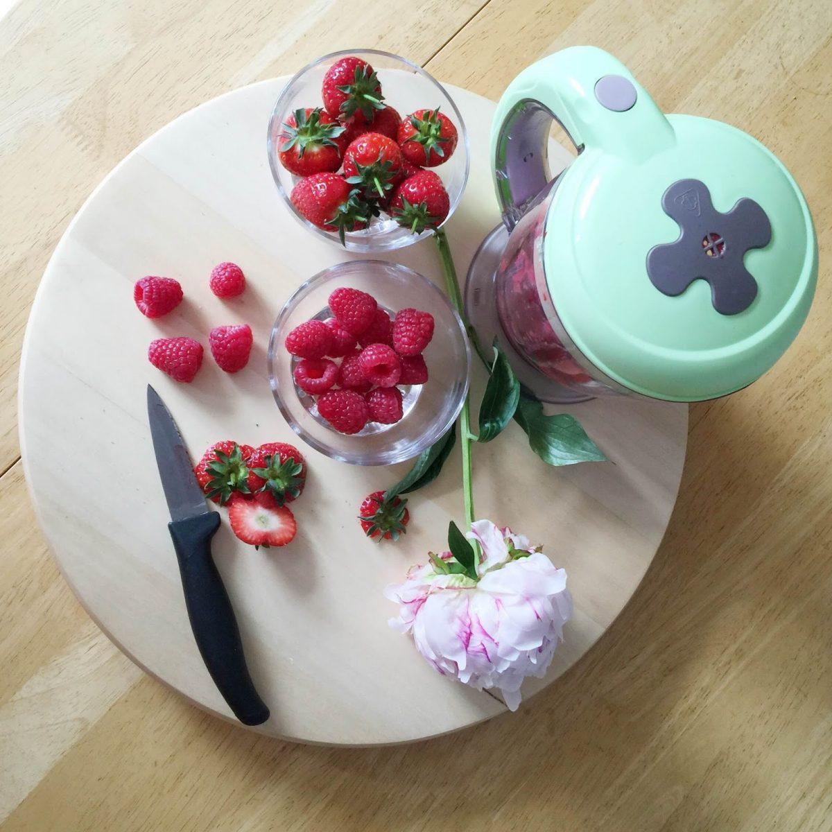 Frozen Yoghurt Drops for Babies BabyMoov Ambassador