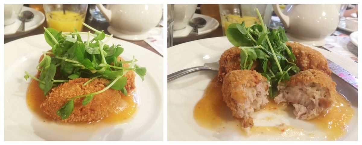 Cafe Rouge French Restaurant Stratford Children's Menu Croquettesde Canard