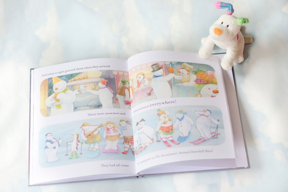 personalised Penwizard Snowdog Book review