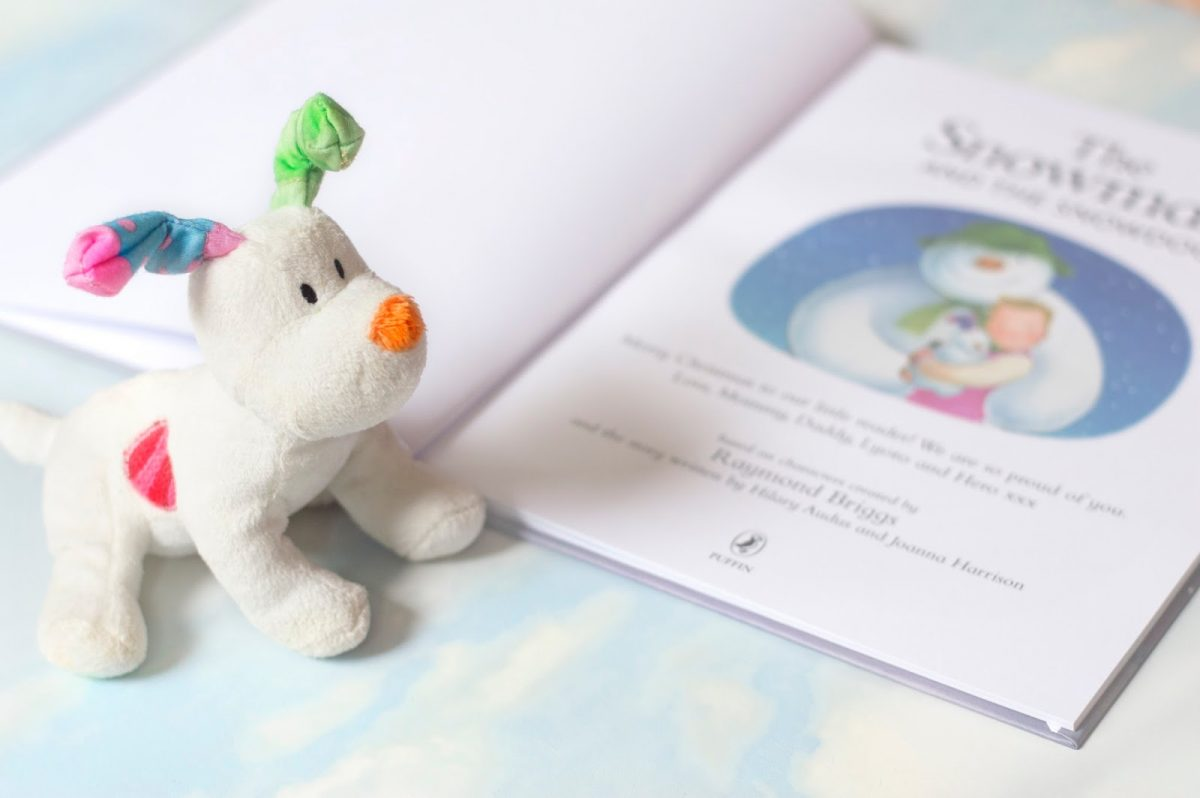 Penwizard Snowdog Book review