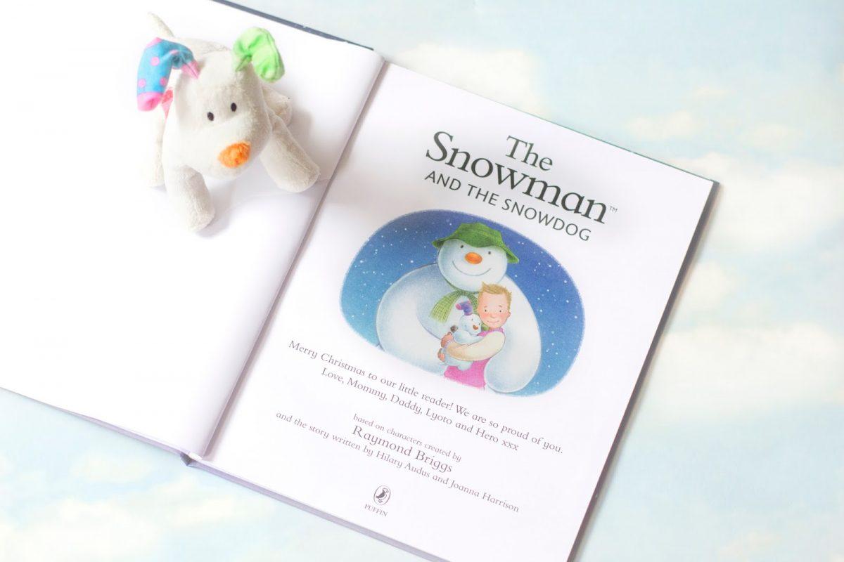 Penwizard Snowdog snowman Book review