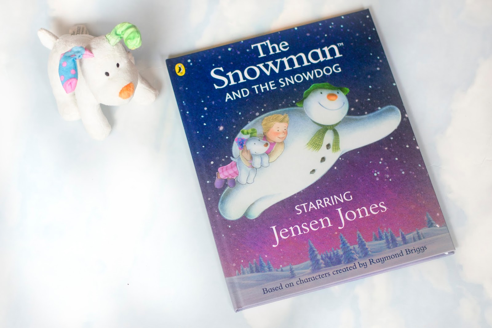 THE SNOWMAN AND THE SNOWDOG: STARRING JENSEN JONES [REVIEW]