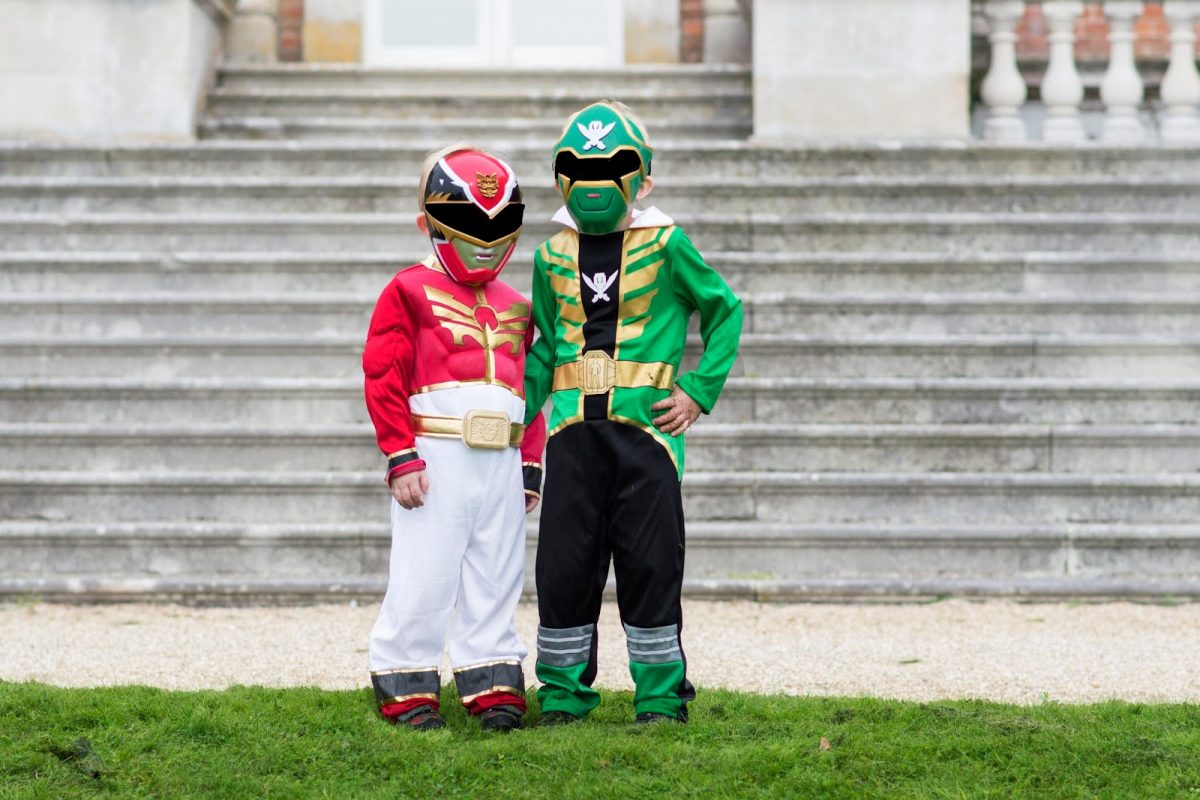 Power Rangers Dino Charge Series Bandai