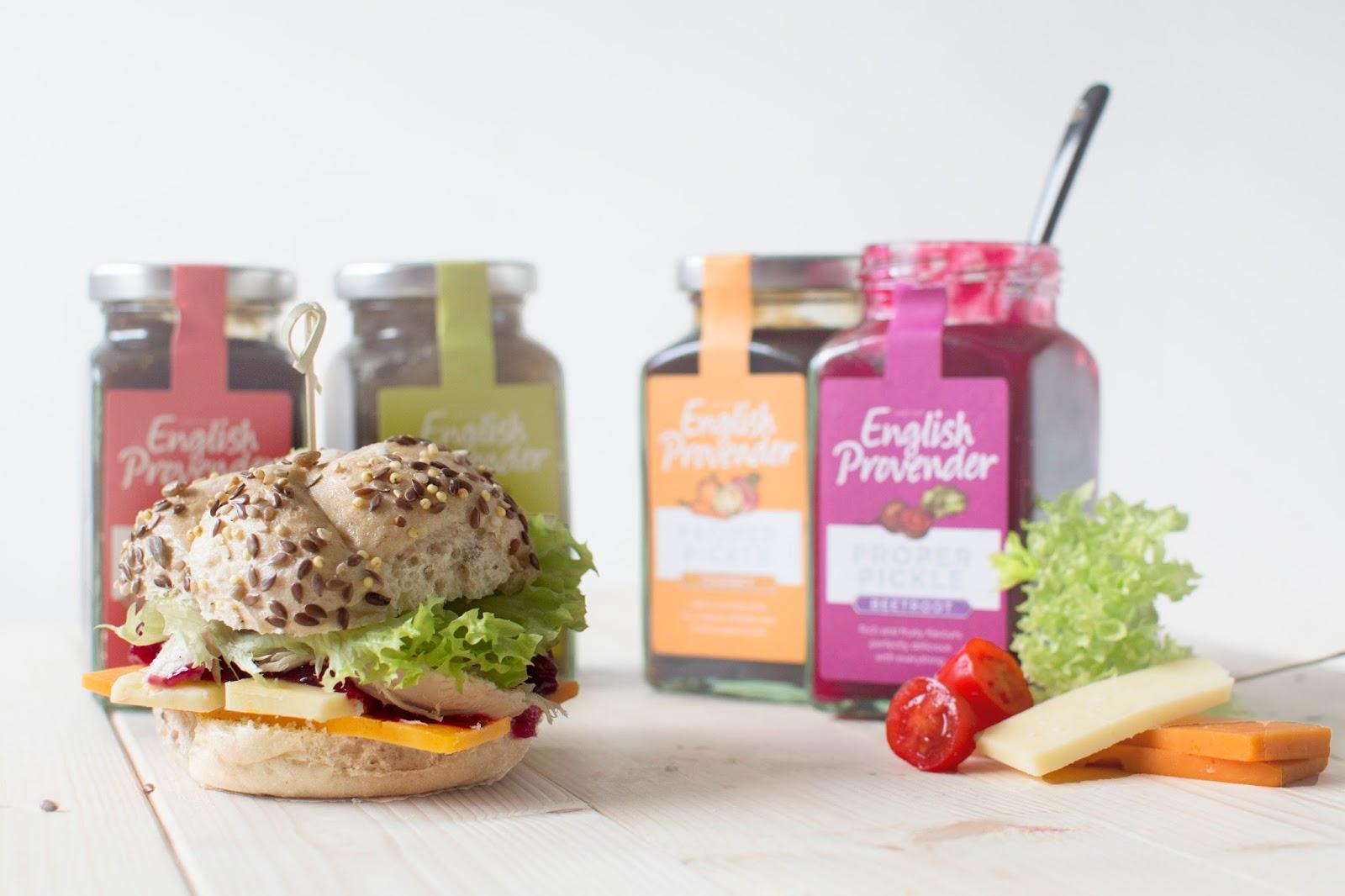 A PROPER SANDWICH [PROVENDER PICKLE]  #PROPERPICKLE
