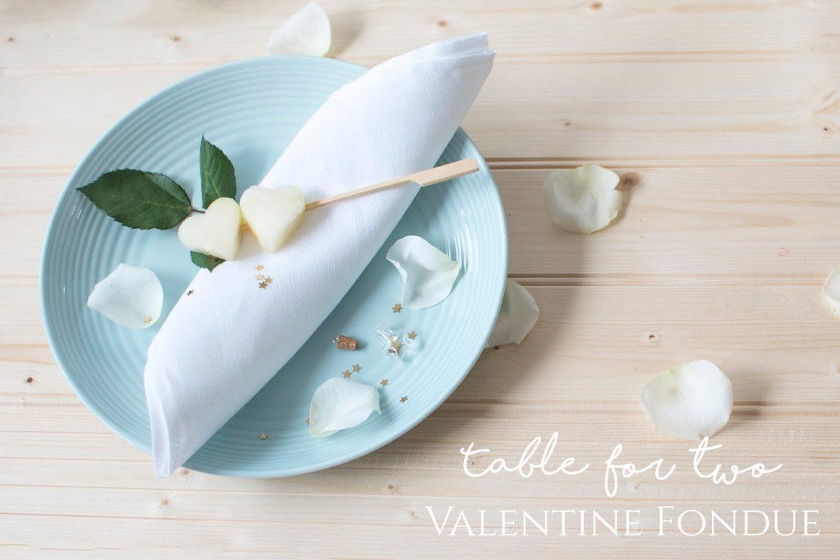 Valentine Fondue Chocolate CBIAS