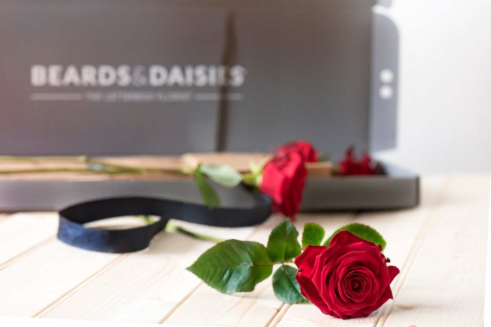 A ROSE BY ANY OTHER NAME: BEARDS AND DAISIES