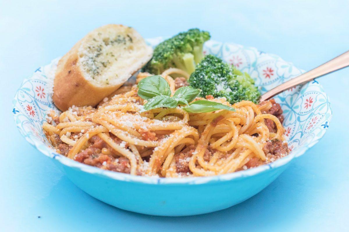 Charlie Bighams Spaghetti Bolognese Ready Meal