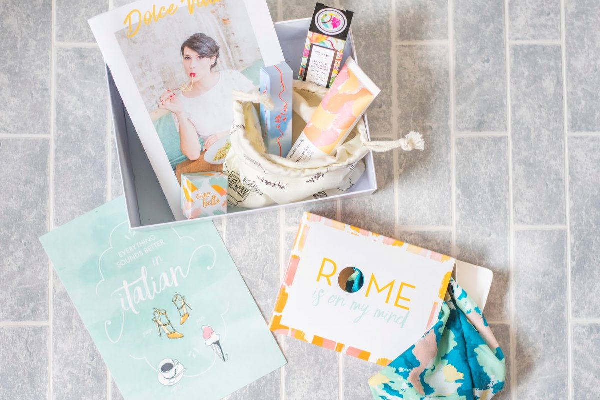 My Little Box Dolce Vita Giveaway