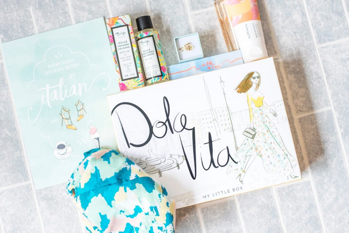 My Little Box Dolce Vita review