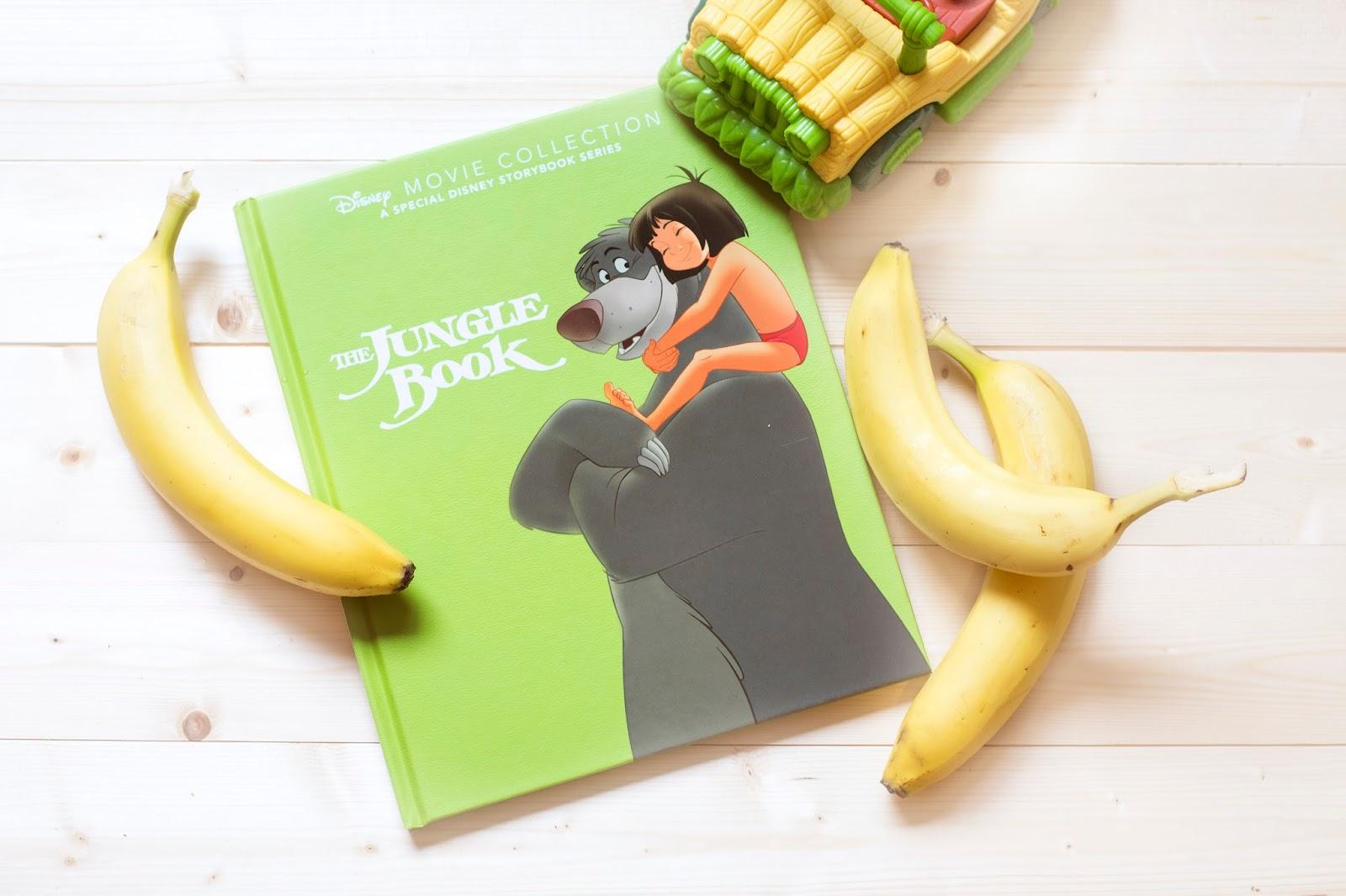 DISNEY BOOK WEEK: THE JUNGLE BOOK [PARRAGON BOOK BUDDIES]