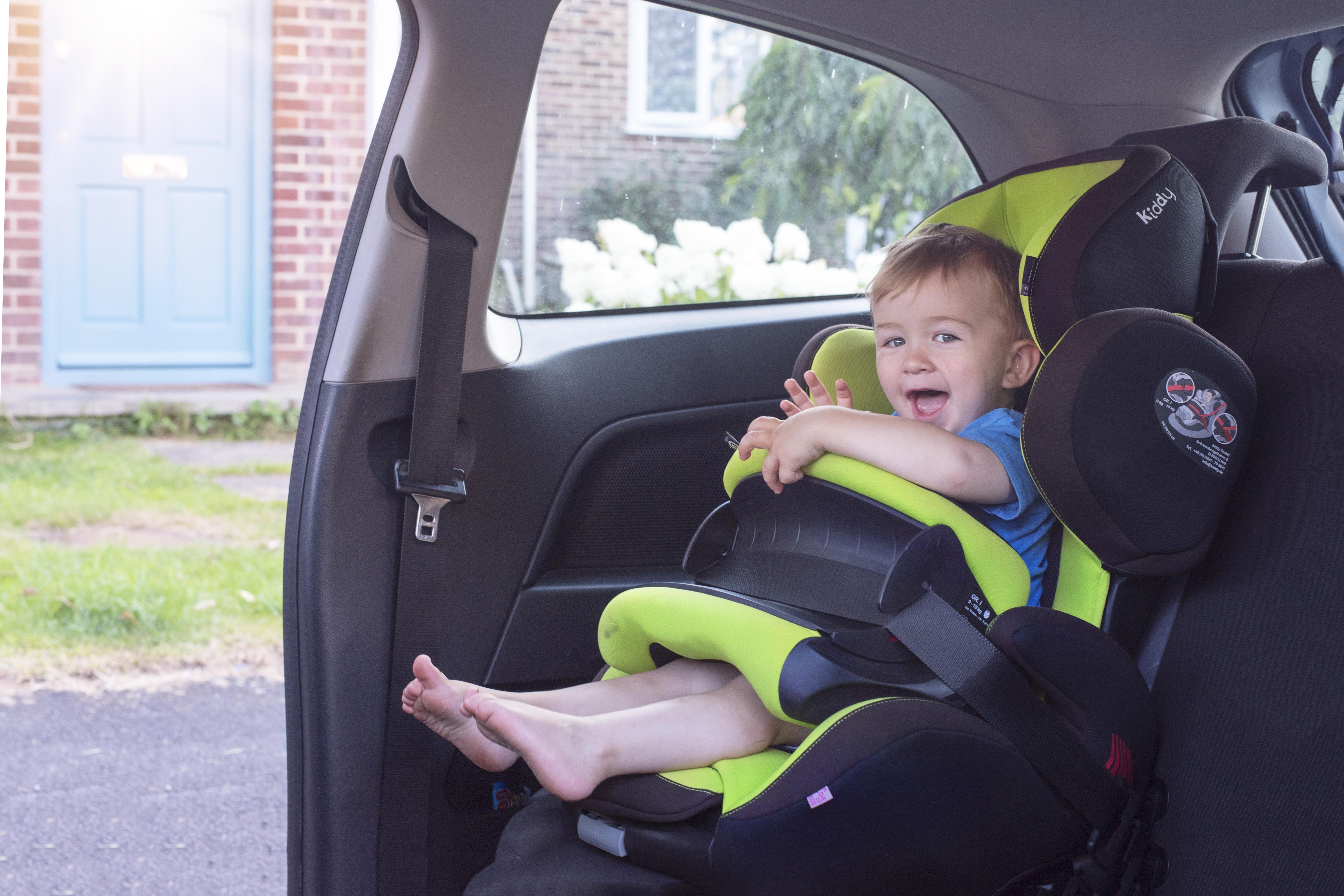 Kiddy Car Seat Phoenixfix Pro2