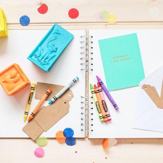 homeschool yearbook project
