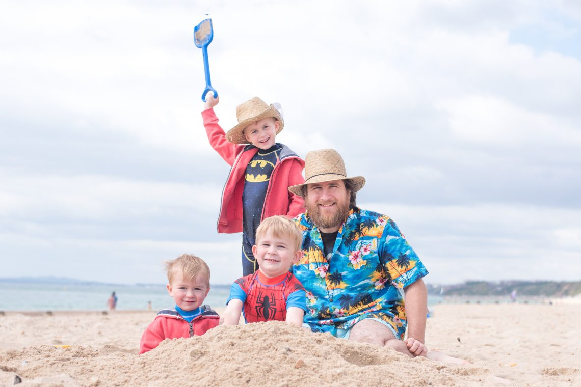 SOUTHBOURNE BEACH BIRTHDAY - Keep Up with the Jones Family