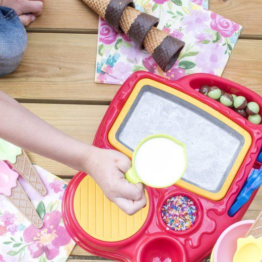 Chill factor Ice Cream Magic Tray