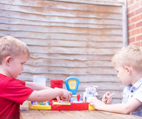 Casdon Post Office toy set