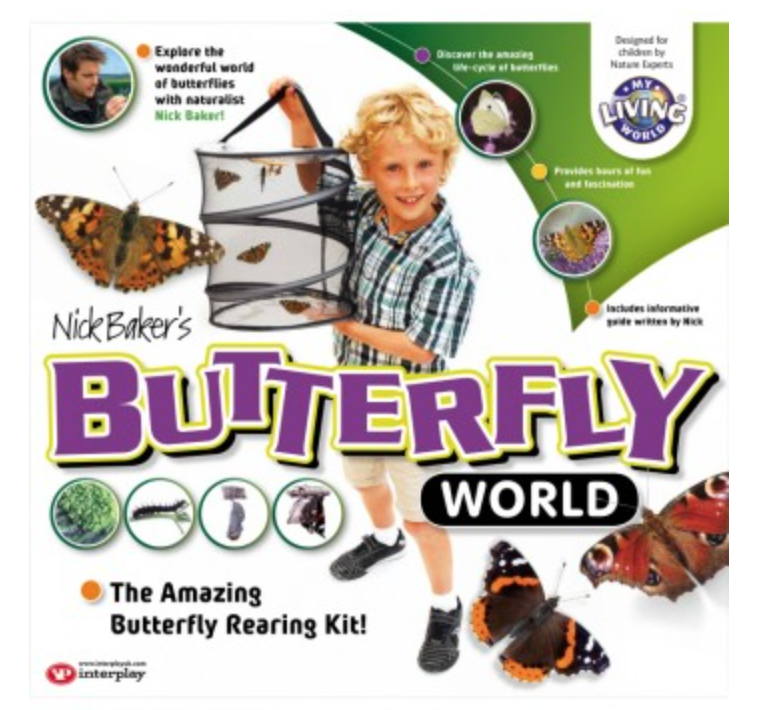 nick baker butterfly world