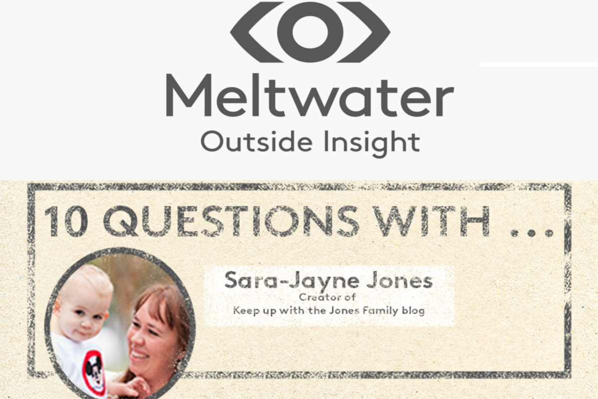 Meltwater Profile Sara-Jayne Jones, Professional Blogger at Keep Up With The Jones Family