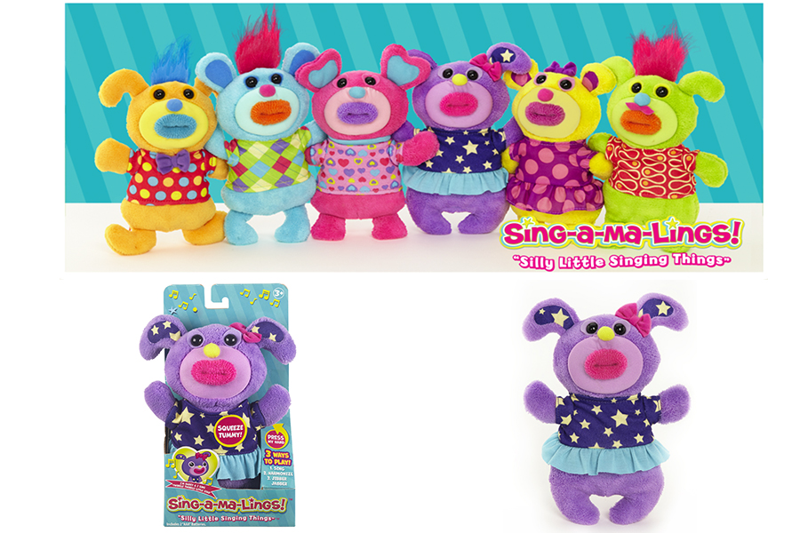 sing-a-ma-lings toys