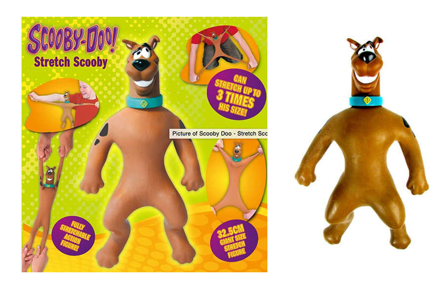 Stretch Scooby-Doo Toy