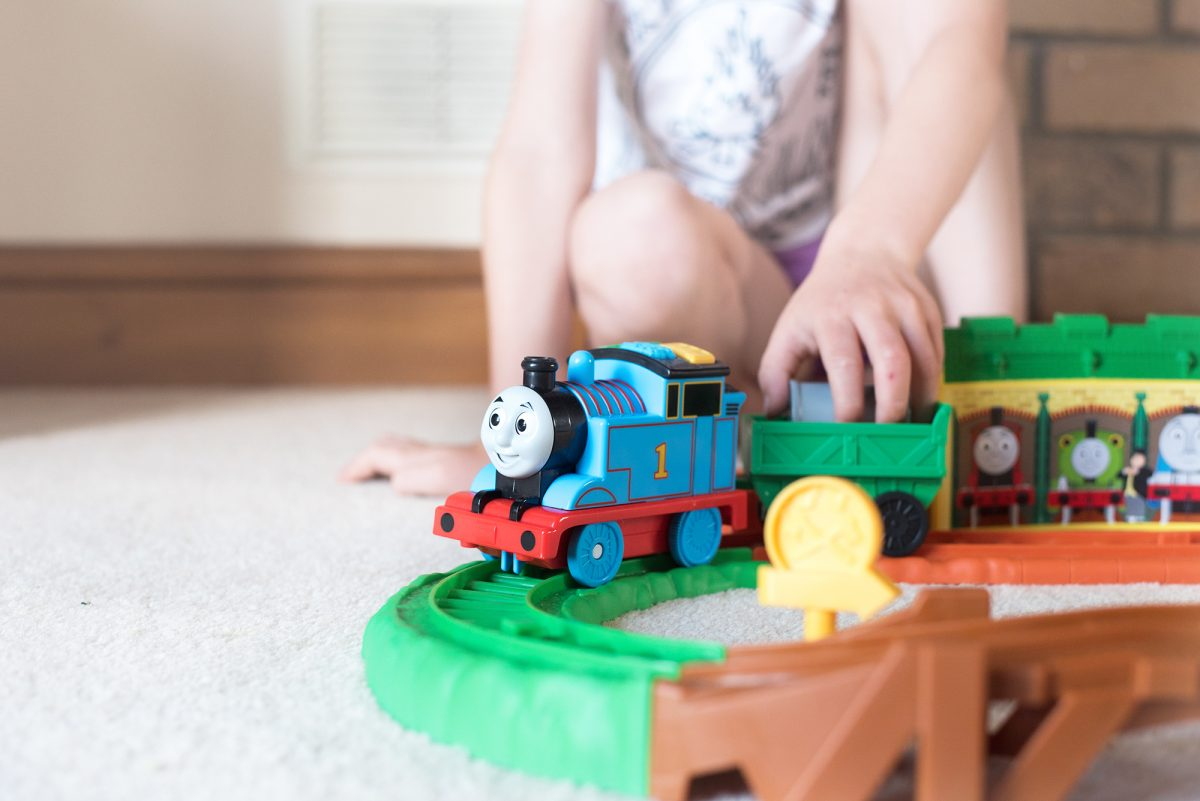Fisher-Price Thomas Thomas The Train: All Around Sodor