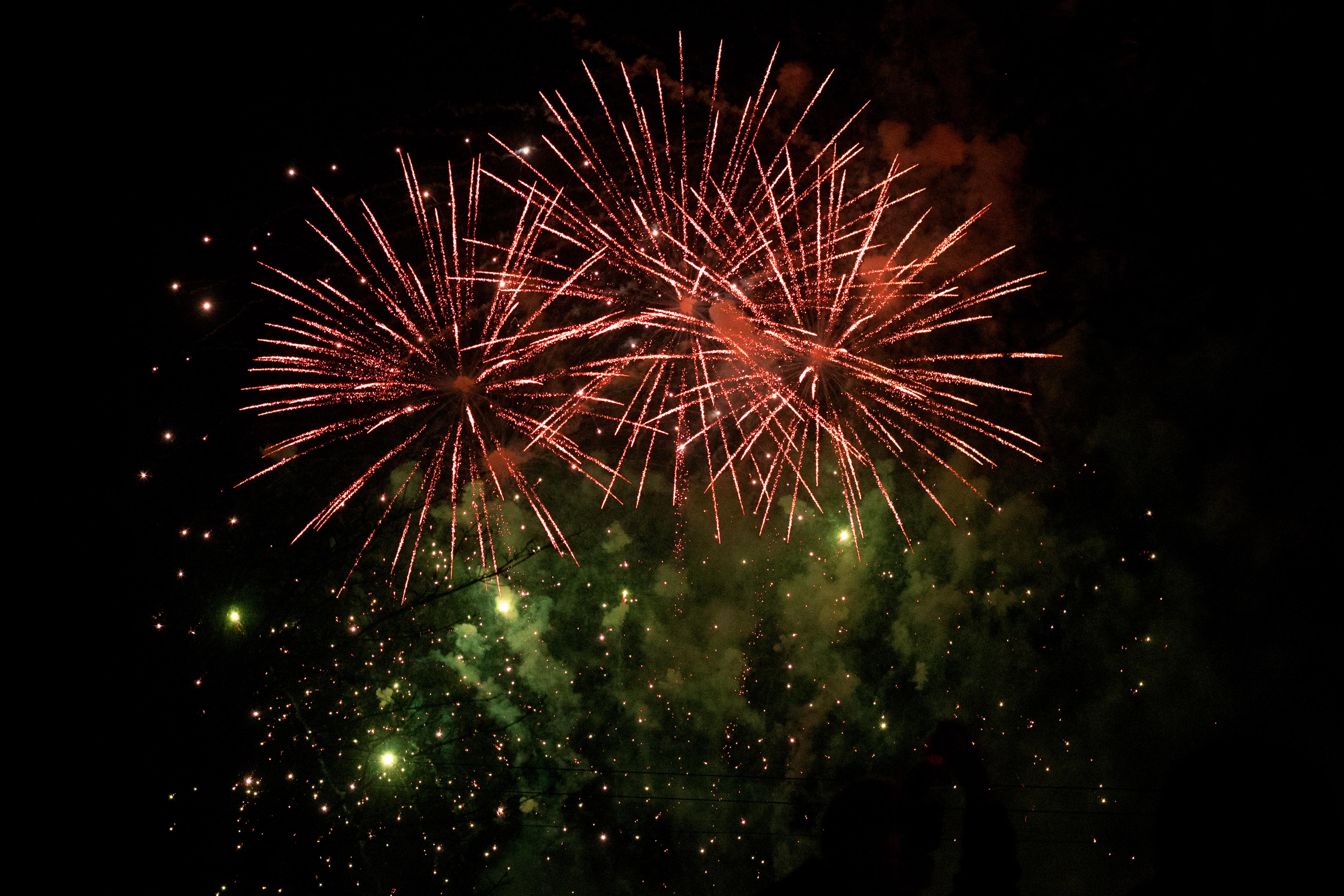 fireworks drayton manor star wars