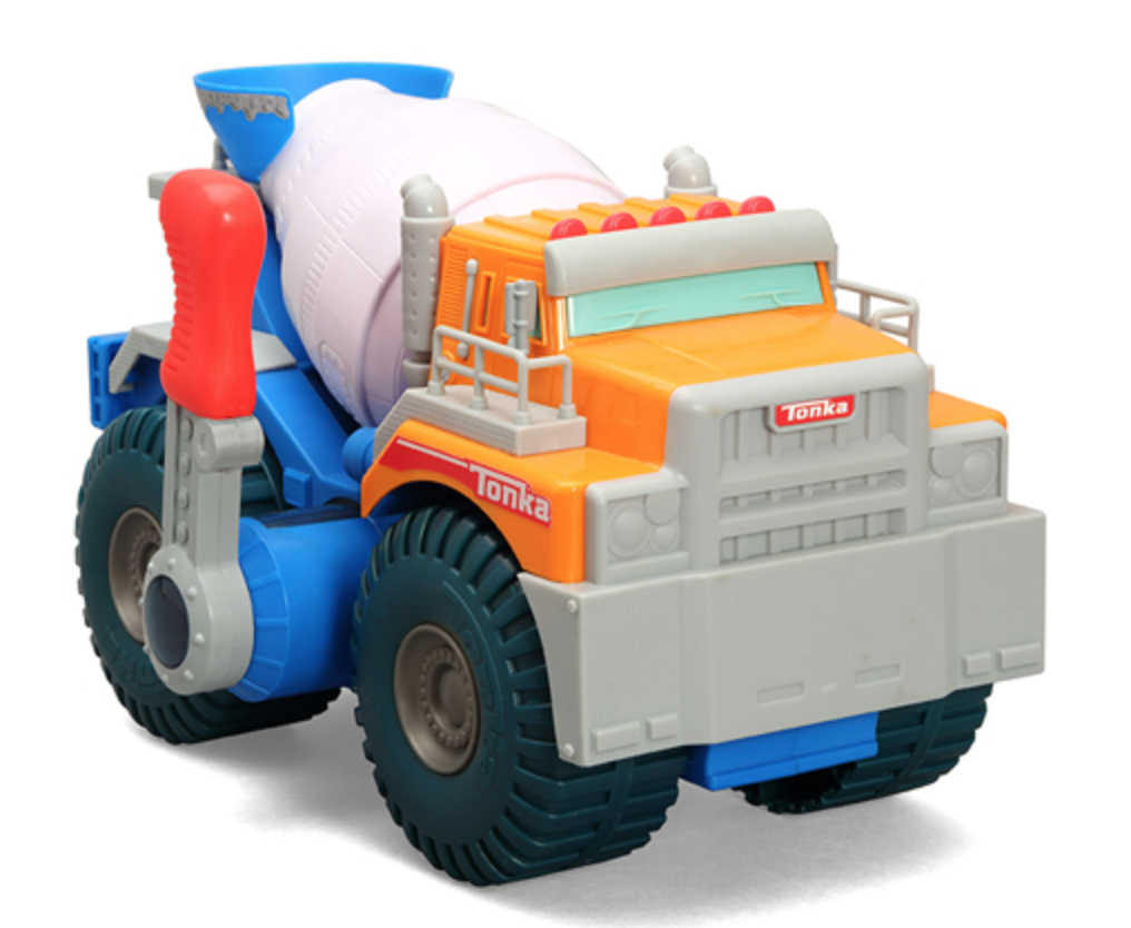 Tonka Strong Arm Cement Mixer