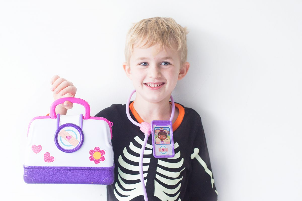doc mcstuffins toy hospital bag