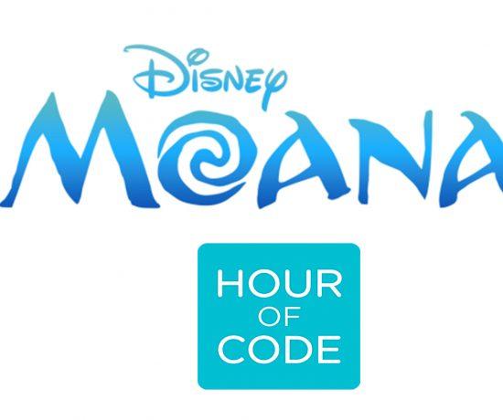moana disney hour of code 2016