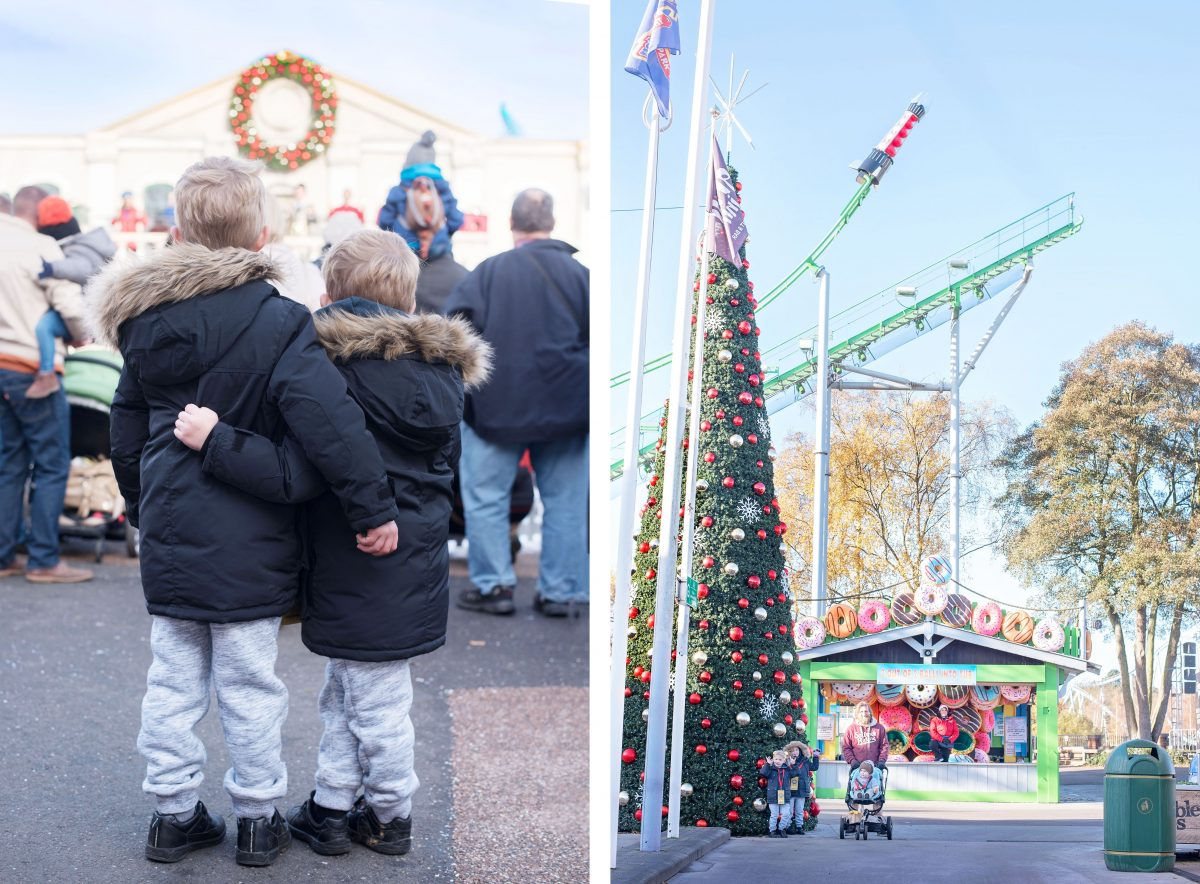 Magical Christmas Drayton Manor Thomas Land